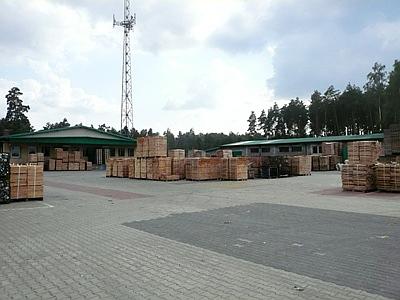 Warszawa produkcja palet DHP