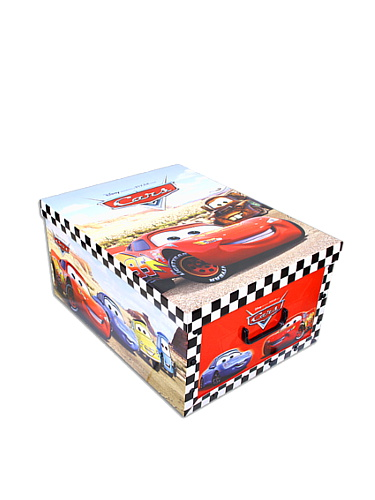 Disney Cars Bi-Box