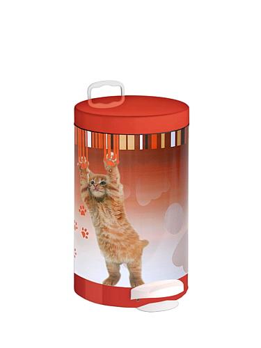 Kosz na śmieci Meliconi Cat 14L