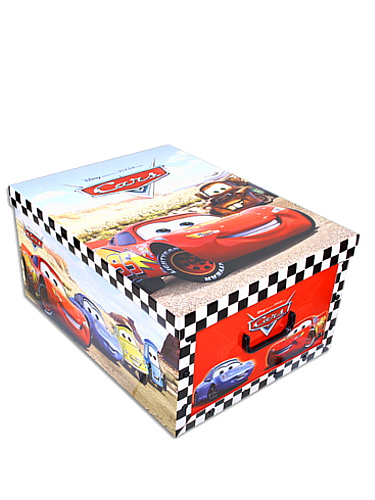 Pudełko na zabawki Disney Cars