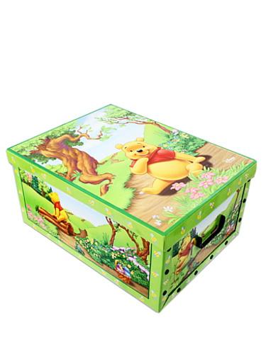 Pudełko na zabawki Kubuś Puchatek
