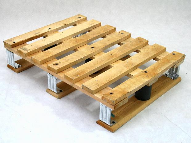 Paleta drewniana DHP